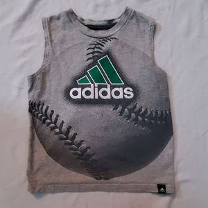 ⚾️Sleeveless Tee Shirt